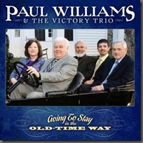 Expect New Gospel CD From Paul Williams Next Month
