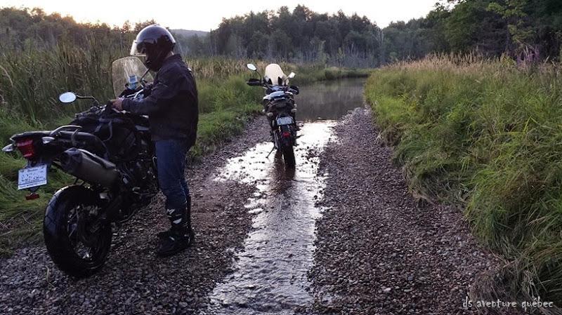 DS Aventure Quebec LLA -tour du Lac Noir