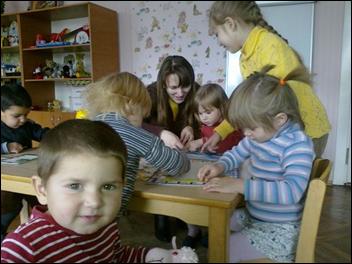 Ківерцівський Будинок малятка «Сонечко»