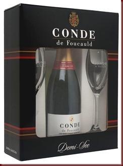 Conde de Foucauld Demi-Sec