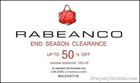 Rabeanco-End-Season-Clearance-2011-EverydayOnSales-Warehouse-Sale-Promotion-Deal-Discount