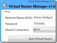 Virtual Router: condividere internet come hotspot wifi su Windows