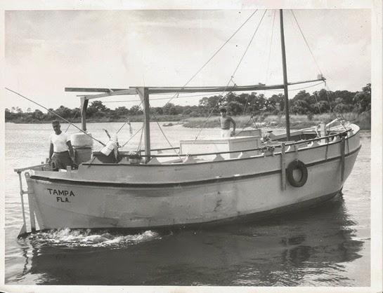 Teddy Boat