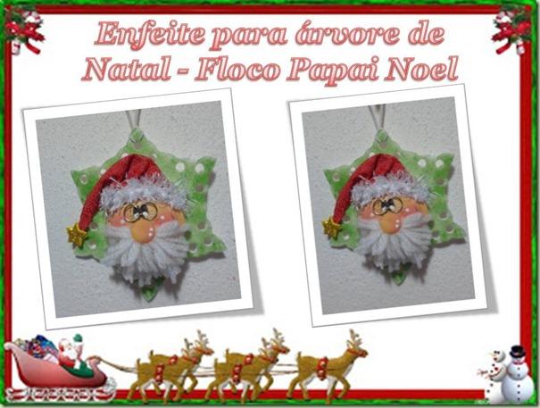 Floco Papai Noel