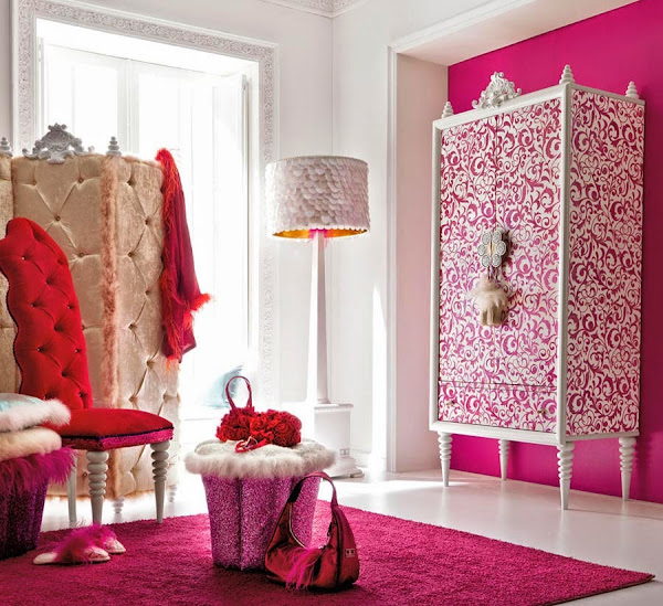 Room ideas for girls casual cottage Girls bedroom paint ideas