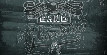 Marshall McLean - Glossolalia - cover (2)