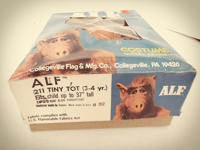 Alf Costume