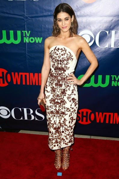 Lizzy Caplan TCA Summer Press Tour Party