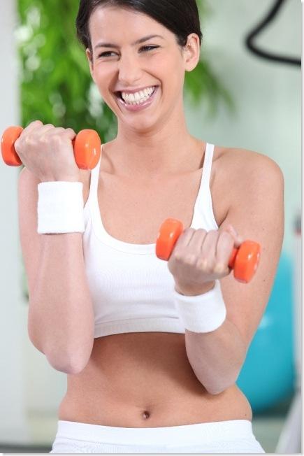 Happy exercise