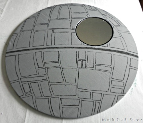 death star mirror