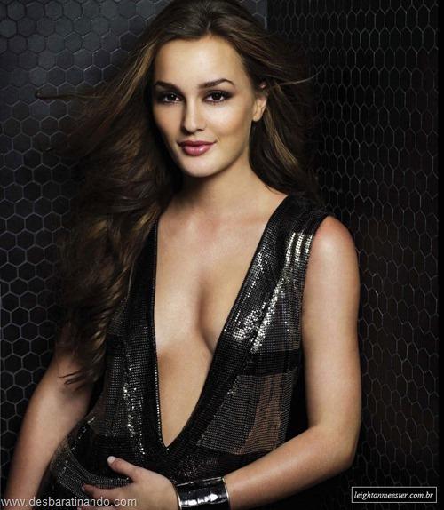 Leighton meester blair gossip girl garota do blog linda sensual desbaratinando  (268)