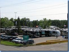 9529 Alberta Calgary - McMahon Stadium - Don's Motorhome Tour group3