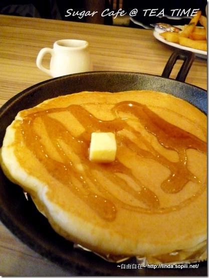 方糖咖啡-煎鍋蛋糕