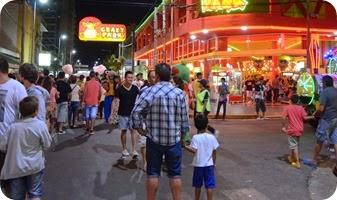 Más de 160 mil personas llegaron el fin de semana largo para disfrutar de sus minivacaciones