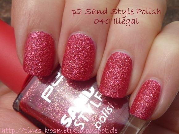 p2 Sand Style Polish Illegal 3