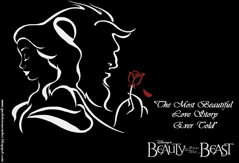 Très beauty and the beast love quotes [4] - Quotes links ER08