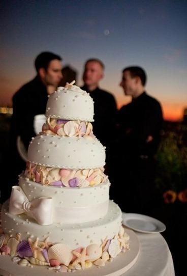 Bolos de Casamento - Inspirações (15)