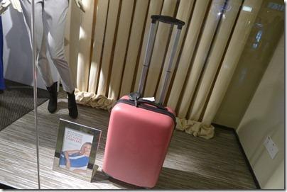 free Mango hand luggage