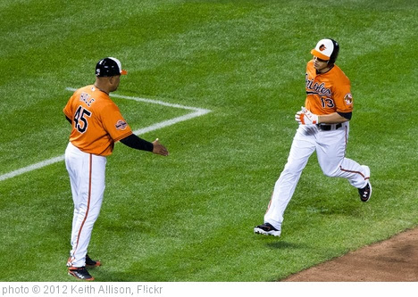 'DeMarlo Hale, Manny Machado' photo (c) 2012, Keith Allison - license: http://creativecommons.org/licenses/by-sa/2.0/