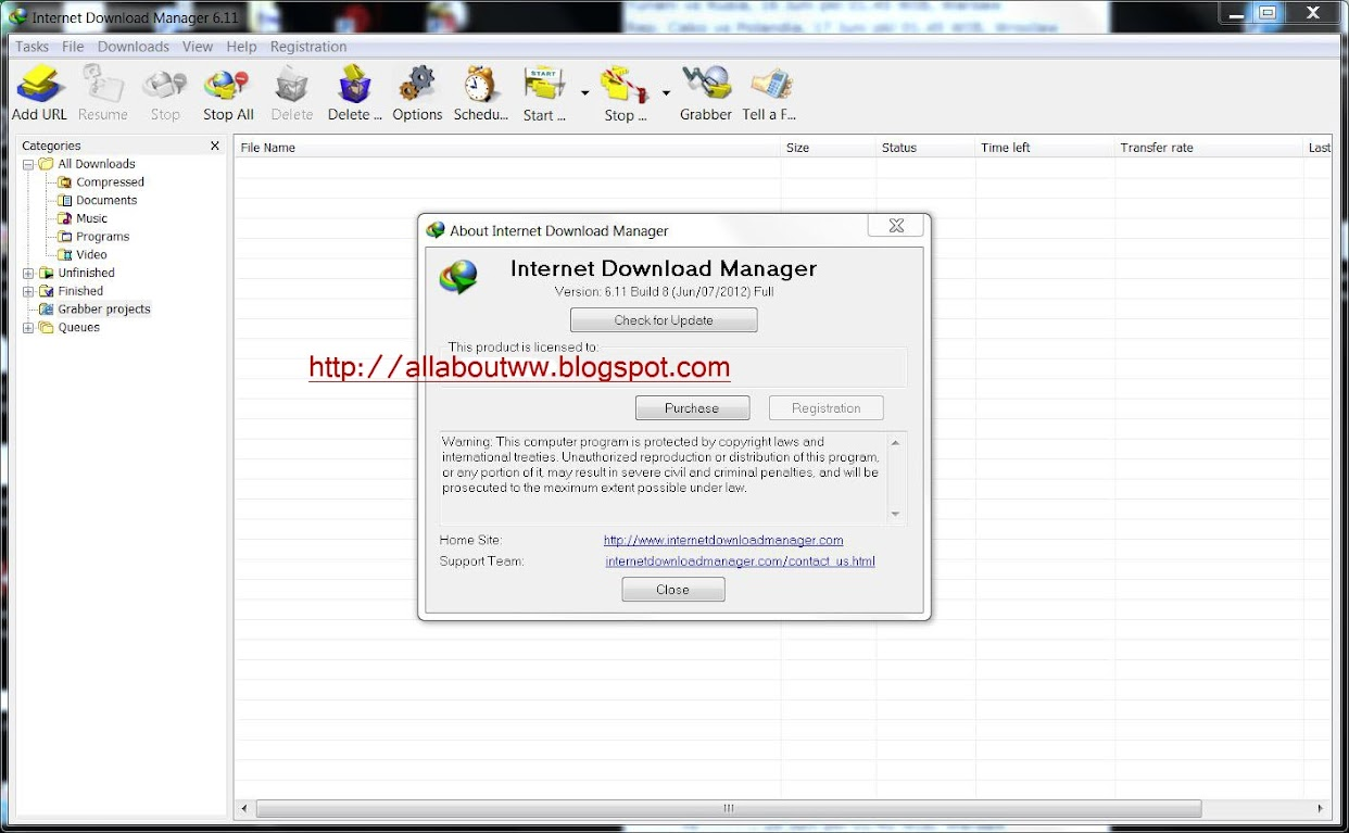 Скачать Mercury internet download manager 5.