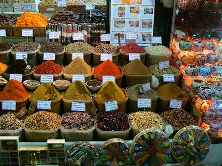 Istanbul: Egyptian bazar