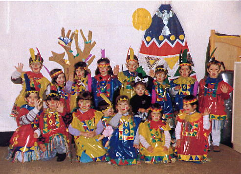 fotos indios americanos