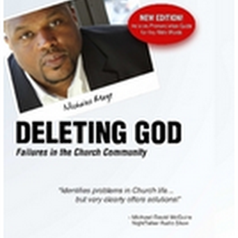 Orangeberry Book of the Day – Deleting God by Nicholas L. Maze