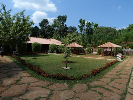 Gradina de mirodenii Sri Lanka