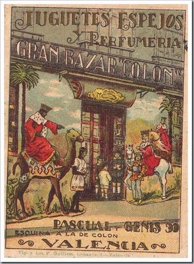 años 30 Bazar-Colón