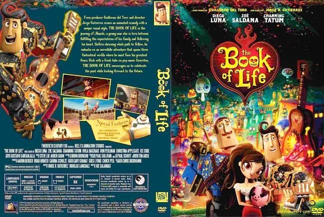 The Book Of Life – Latino