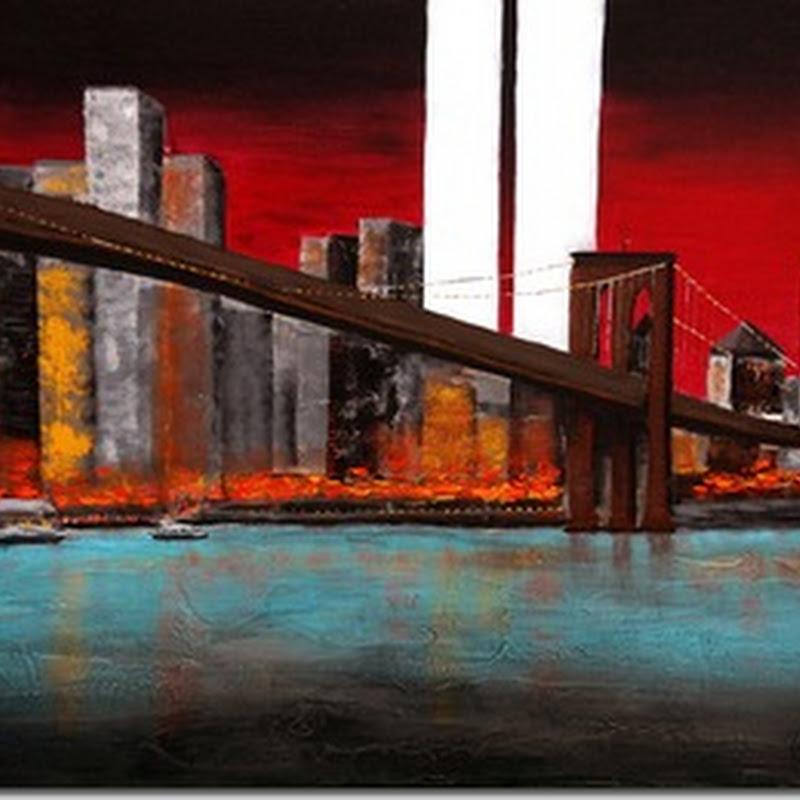 Rob Heath Art – Abstract Expressionism – Artist Spotlight