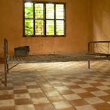 La prison de Tuol Sleng ou S21 où ont été torturés et éxécutés près de 17 000 personnes par les khmers rouges