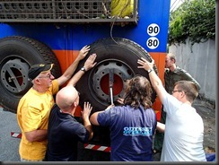 PC - Re-attaching spare tyre