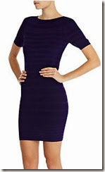 Coast Violet Knitted Dress