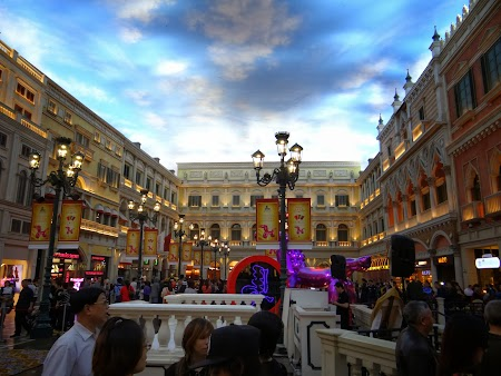 Obective turistice Macao: The Venetian