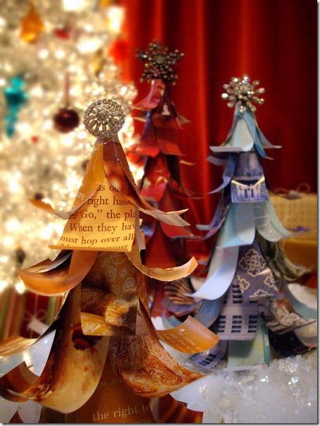 manualidades árbol de navidad (4)