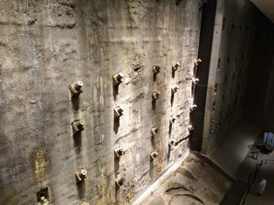 2014 08 30 9 11 Museum retaining wall