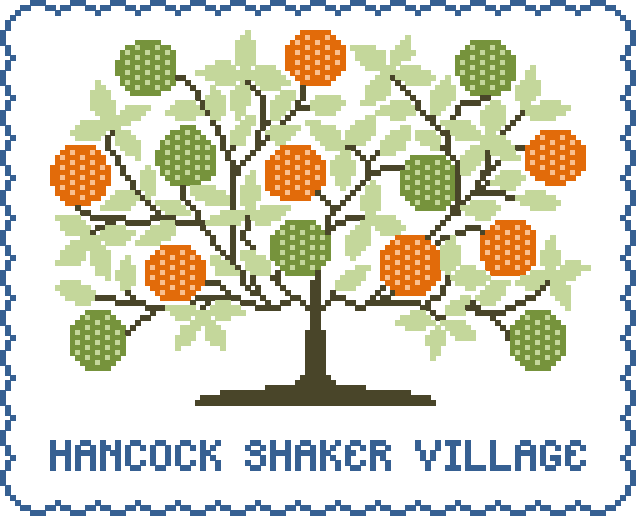 Hancock Cross Stitch
