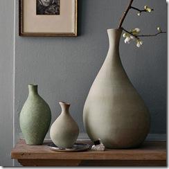 west elm vases nice