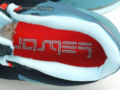 nike lebron 11 low gr nightshade 1 06 Upcoming Nike Max LeBron XI Low Turbo Green / Nightshade