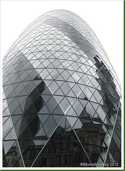 London The Gerkin