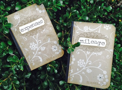 Expense Notebooks