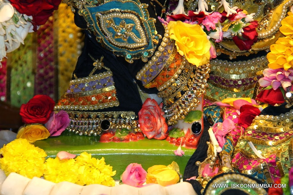 Lotus Feet Of Krishna