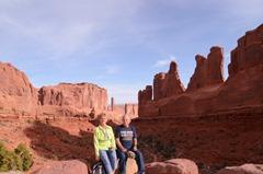 A short break! Arches NP, near Moab, UT