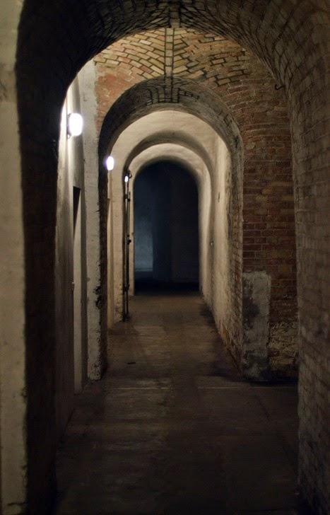 Gorgast tunnels