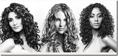 cabello rizado--