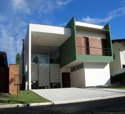 Casa acapulco formas cubicas flavio castro architects - Construccion casas modernas ...