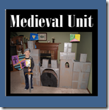 Hands on Medeival Unit for for Homeschoolers