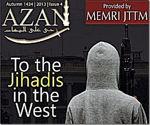 Azan - Taliban Mag Autumn 2013