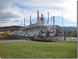 SS Klondike sternwheeler